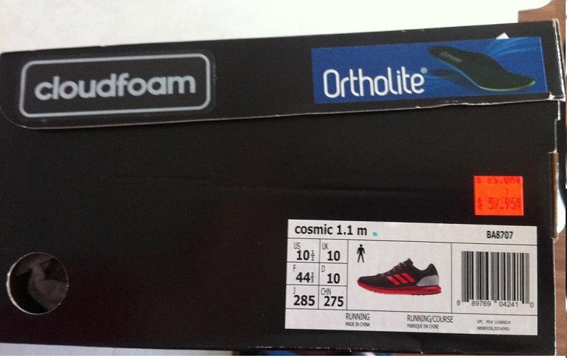 Montrealaubaine sujet solde adidas boucherville for Liquidation electromenager rive sud