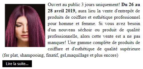 coiffure avril2019